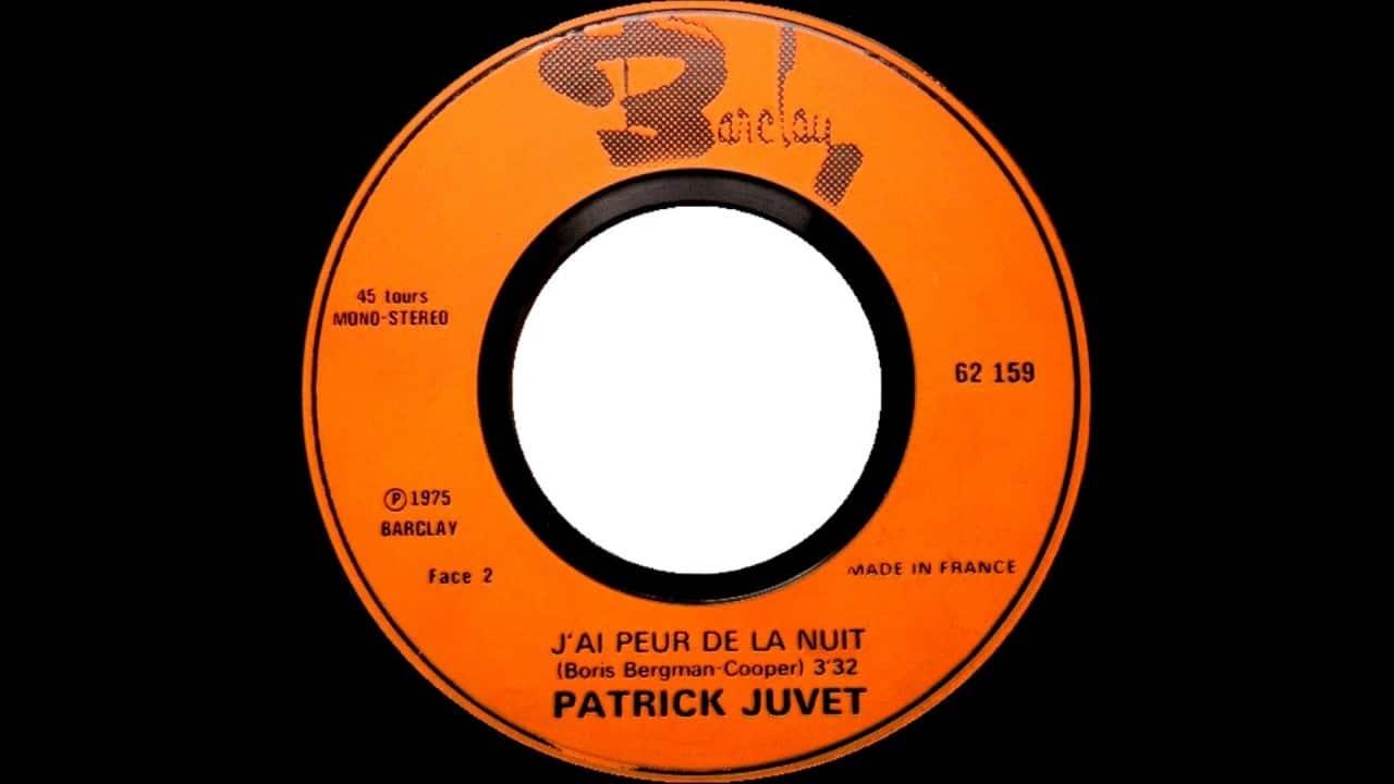 Dans l'Isba de Boris-Patrick Juvet-Cover-Vinyle-ParisBazaar-Bergman
