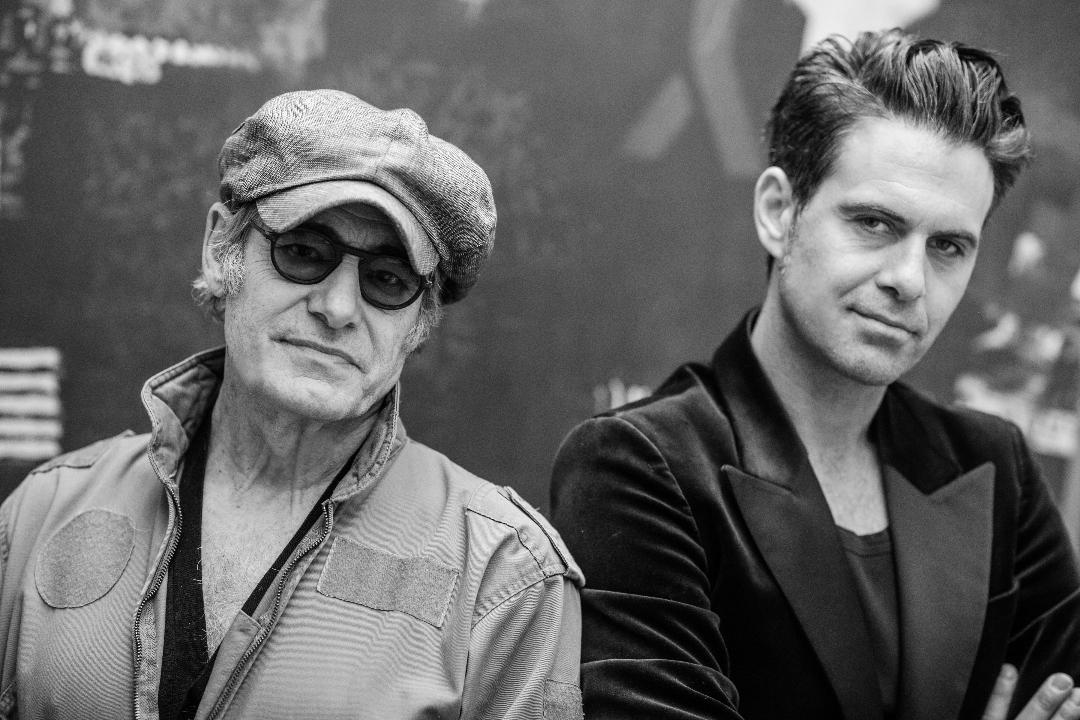Ici-Bas-Manu et Gérard Lanvin-ParisBazaar-Marion