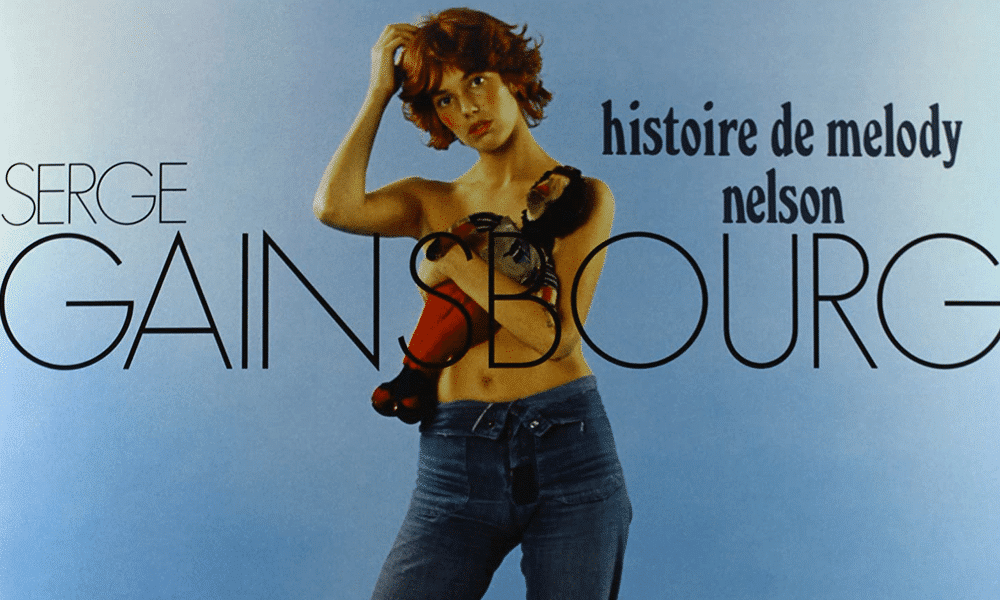 Marka, Gainsbourg, Kraftwerk-le Sens de l'Histoire-Melody Nelson-Cover-ParisBazaar-Borde