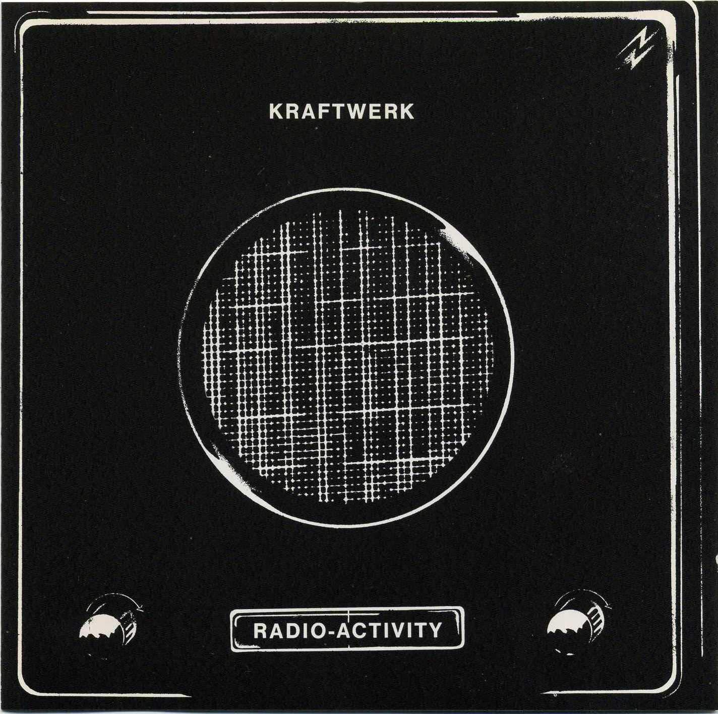 Marka, Gainsbourg, Kraftwerk-le Sens de l'Histoire-RadioActivity-Kraftwerk-Cover-ParisBazaar-Borde