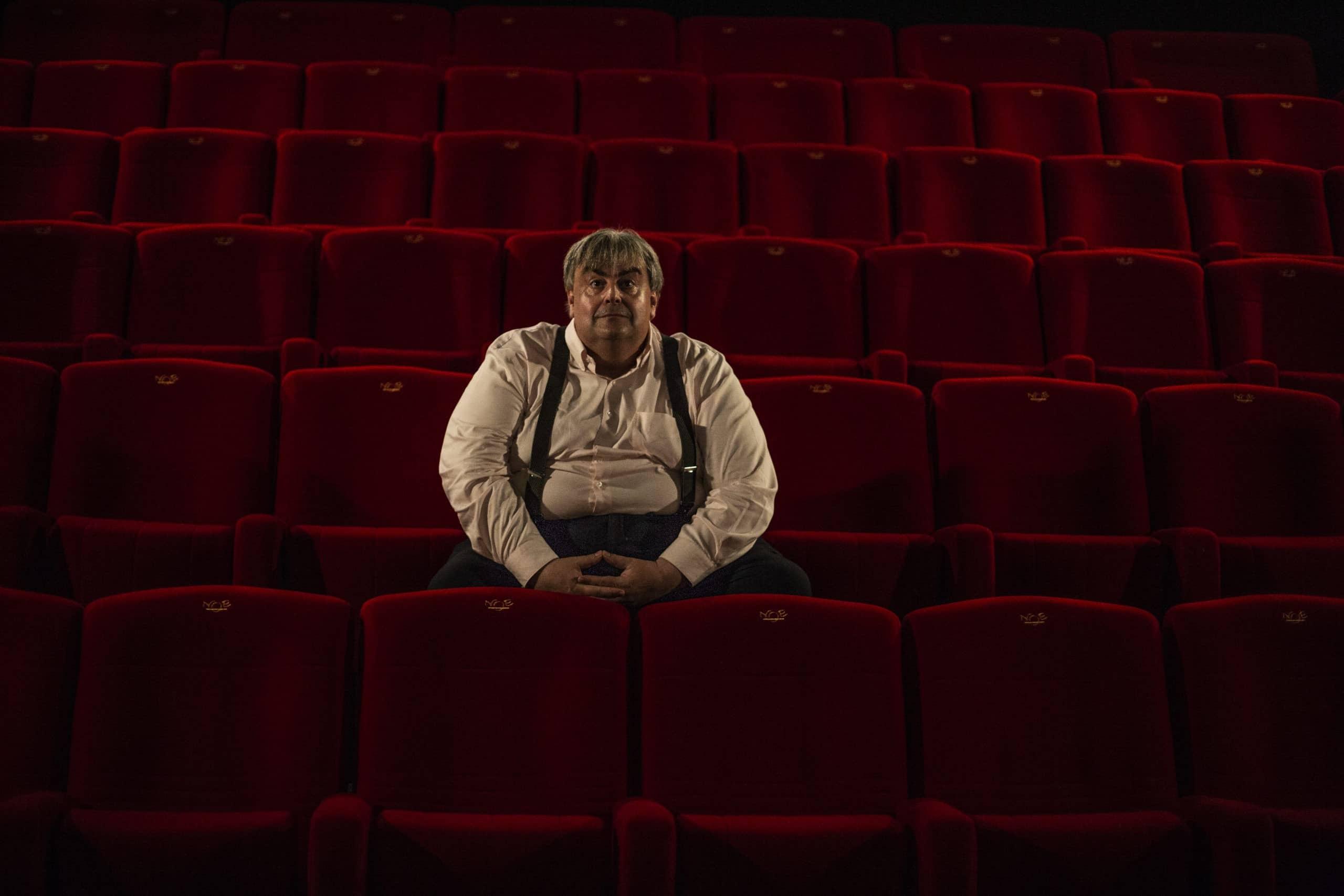 Richard Patry-l'Itinéraire d'un Enfant Gourmand de Cinéma-1-ParisBazaar-Marion